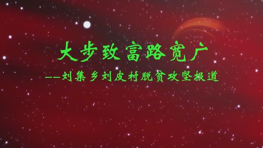 脱贫攻坚之刘皮村