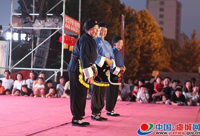 """虞城县2019""""欢乐中原·文明虞城"""" 夏季广场文化活动精彩纷呈"""